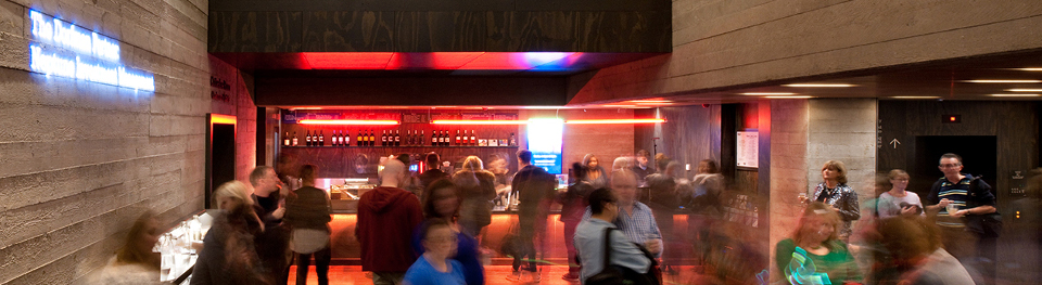 Cafes and Bars at the National Theatre