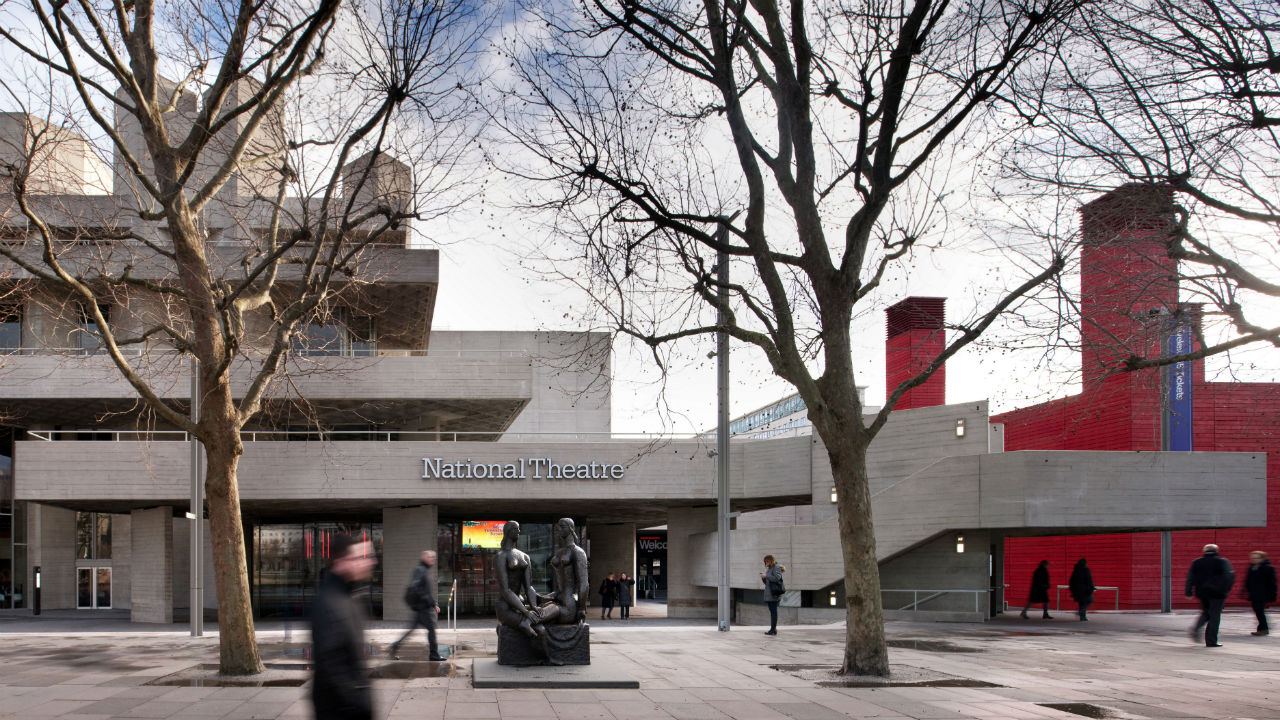 National Theatre Jan 2015 credit Philip Vile