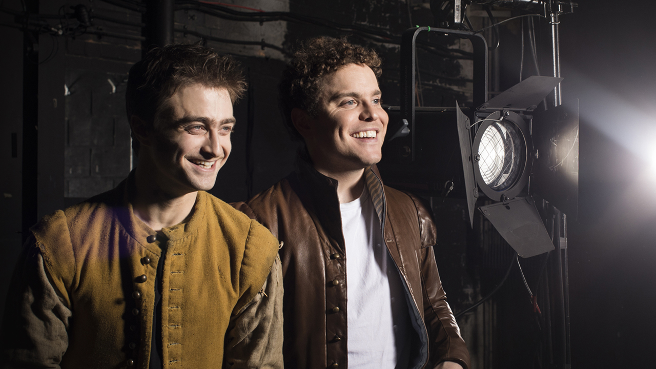 NT Live: Rosencrantz & Guildenstern are Dead Image