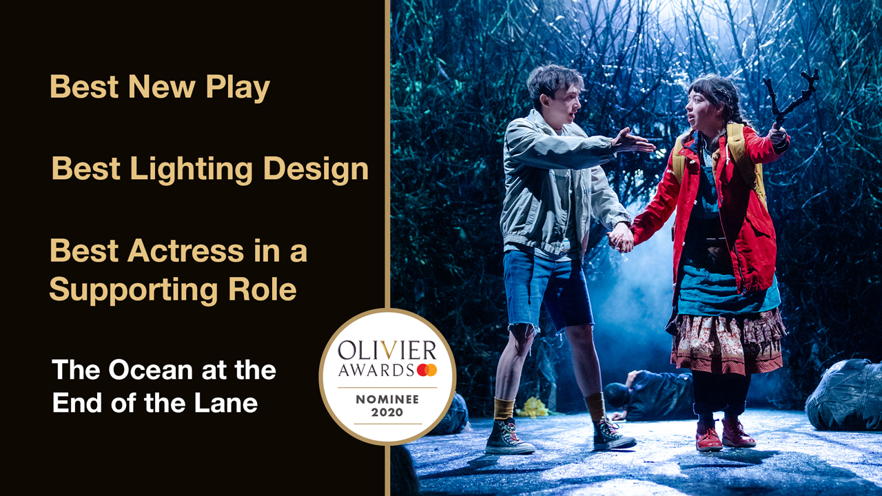 olivier award nominations for ocean