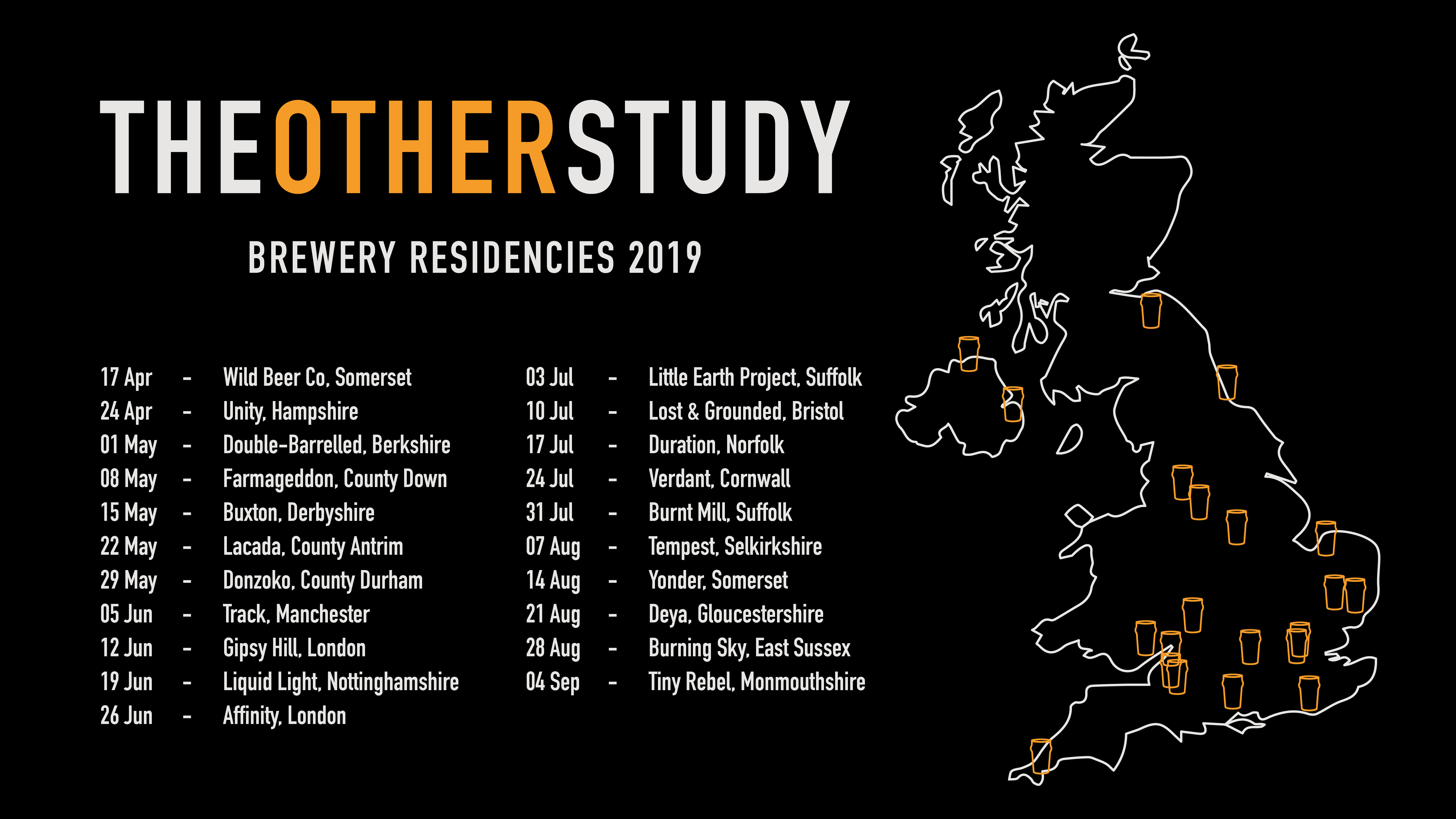 The Otherstudy Brewery Residencies