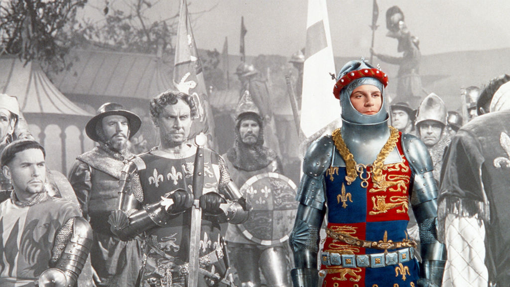 Henry V directed by Laurence Olivier film still
