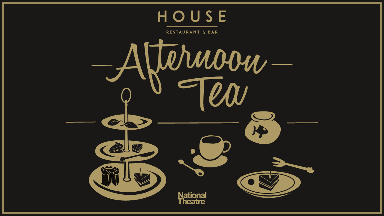 Afternoon Tea at the National Theatre