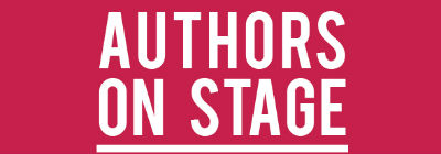 Authors on Stage logo