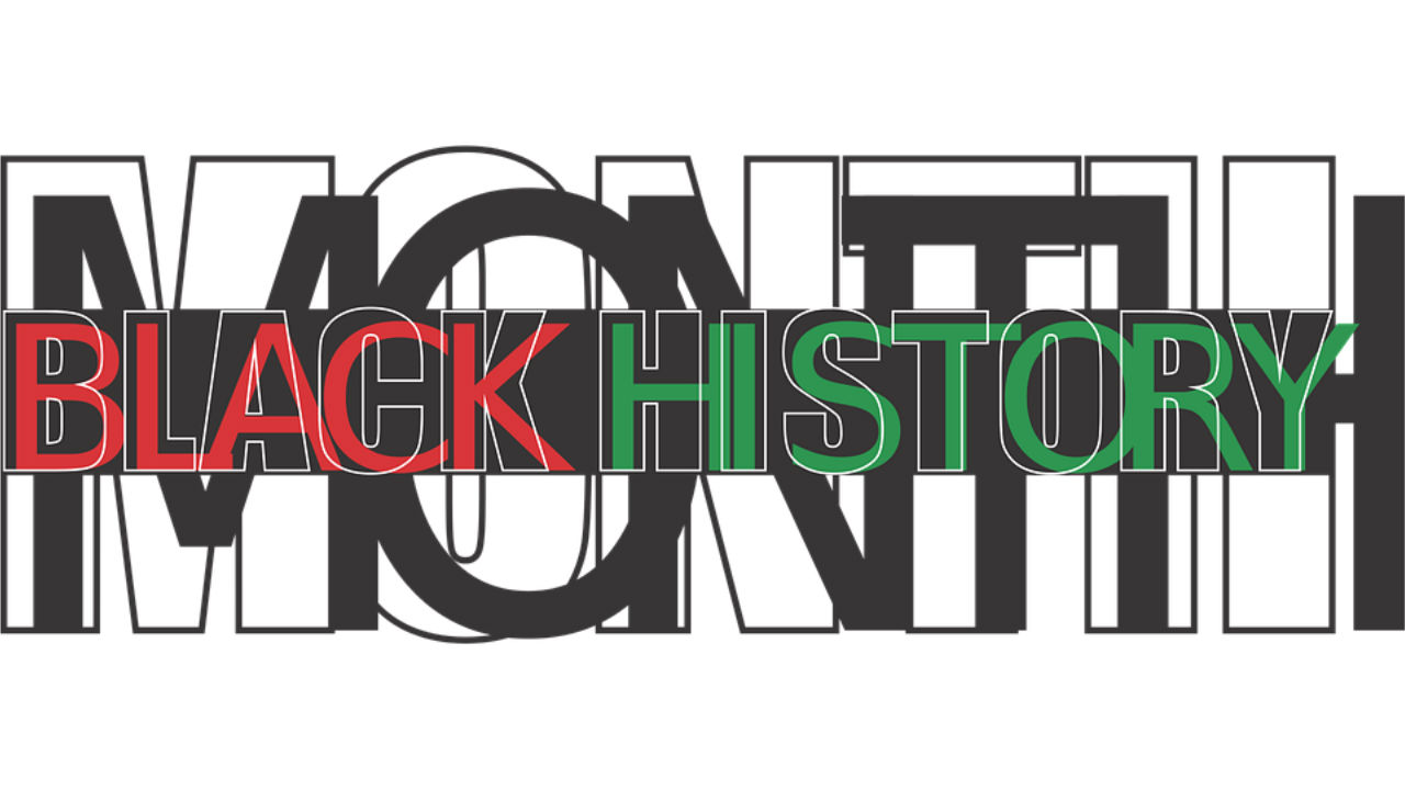 Logo for Black History Month