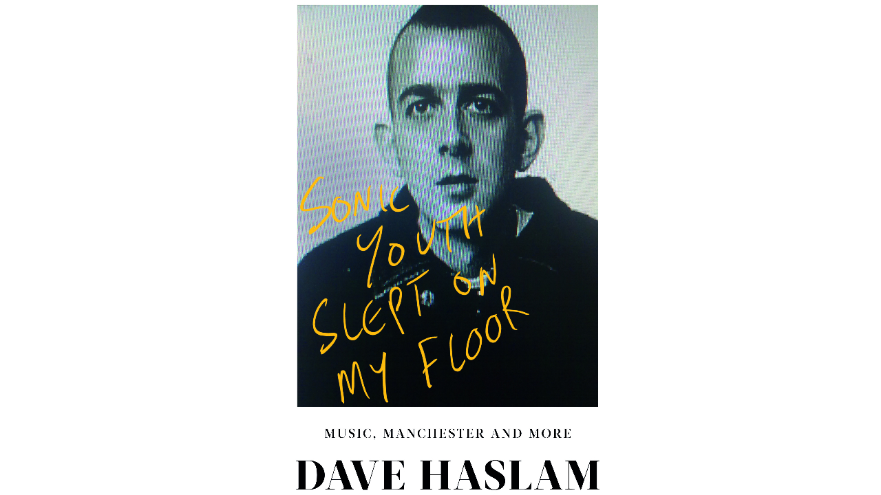 Dave Haslam Book Event