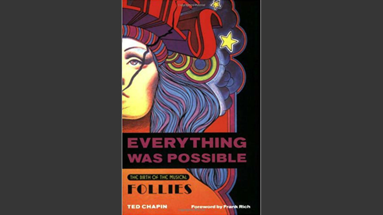 Cover of the book 'Everything was Possible' with the title text and a drawing of a female character