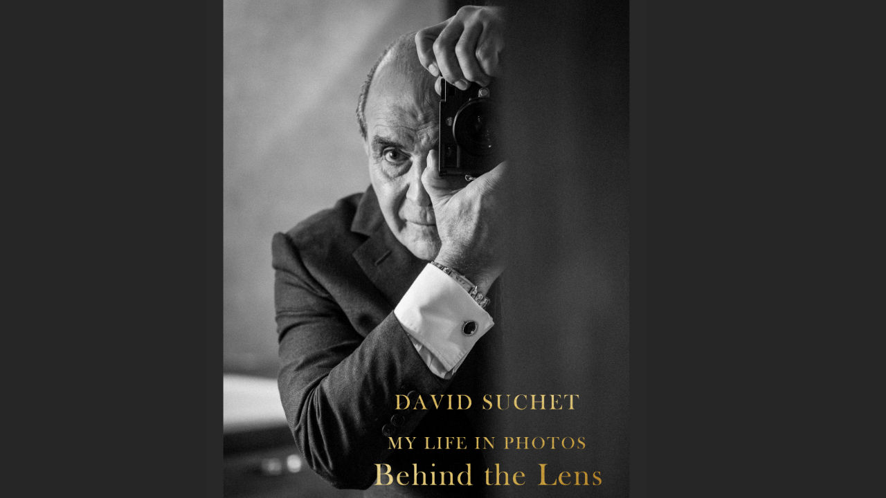 An image of David Suchet's new book