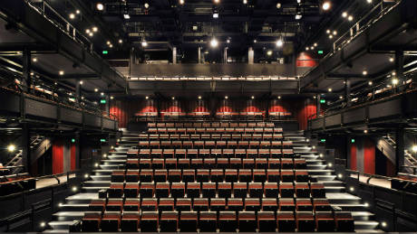 Dorfman Theatre seating