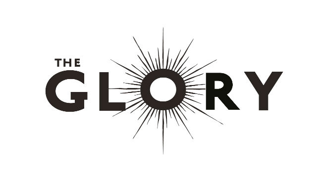 The Glory logo poster