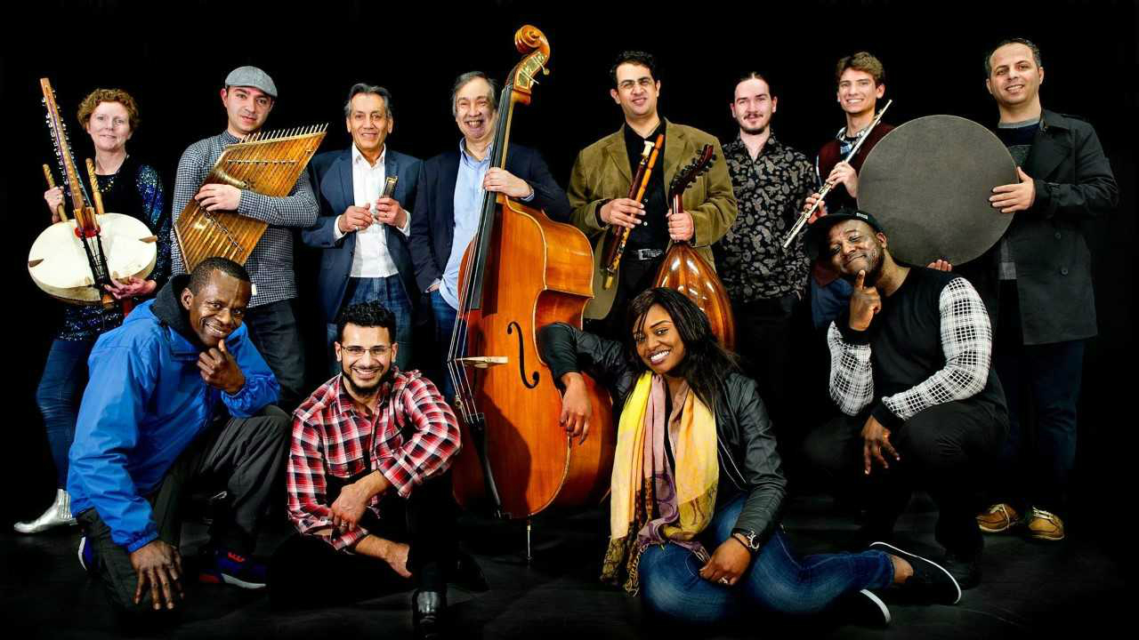 Manchester International Roots Orchestra