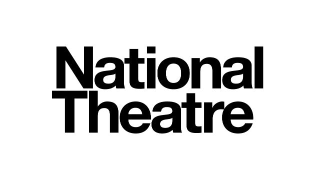 National Theatre logo poster