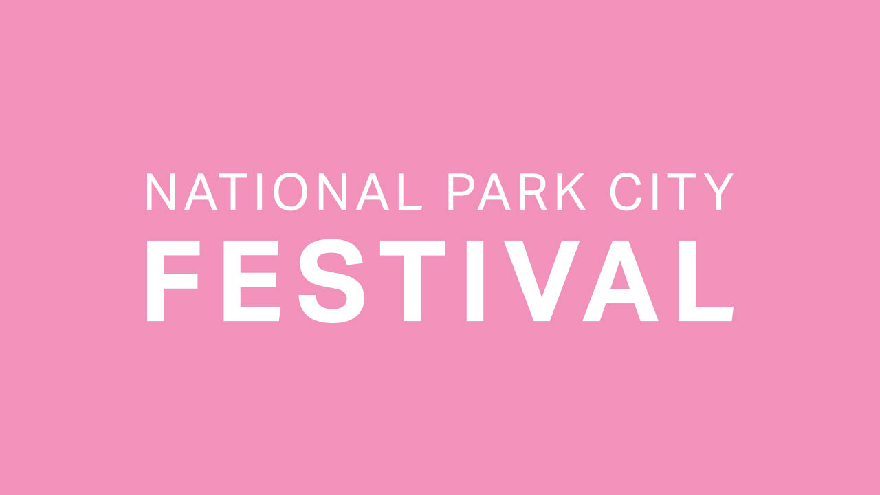 Riverstage 2019 partner:  National Park City Festival