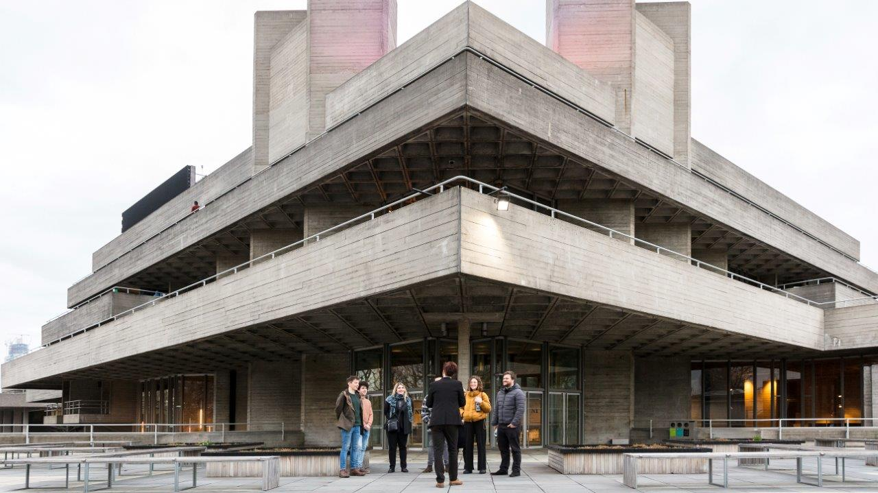 Architecture Tours at the National Theatre