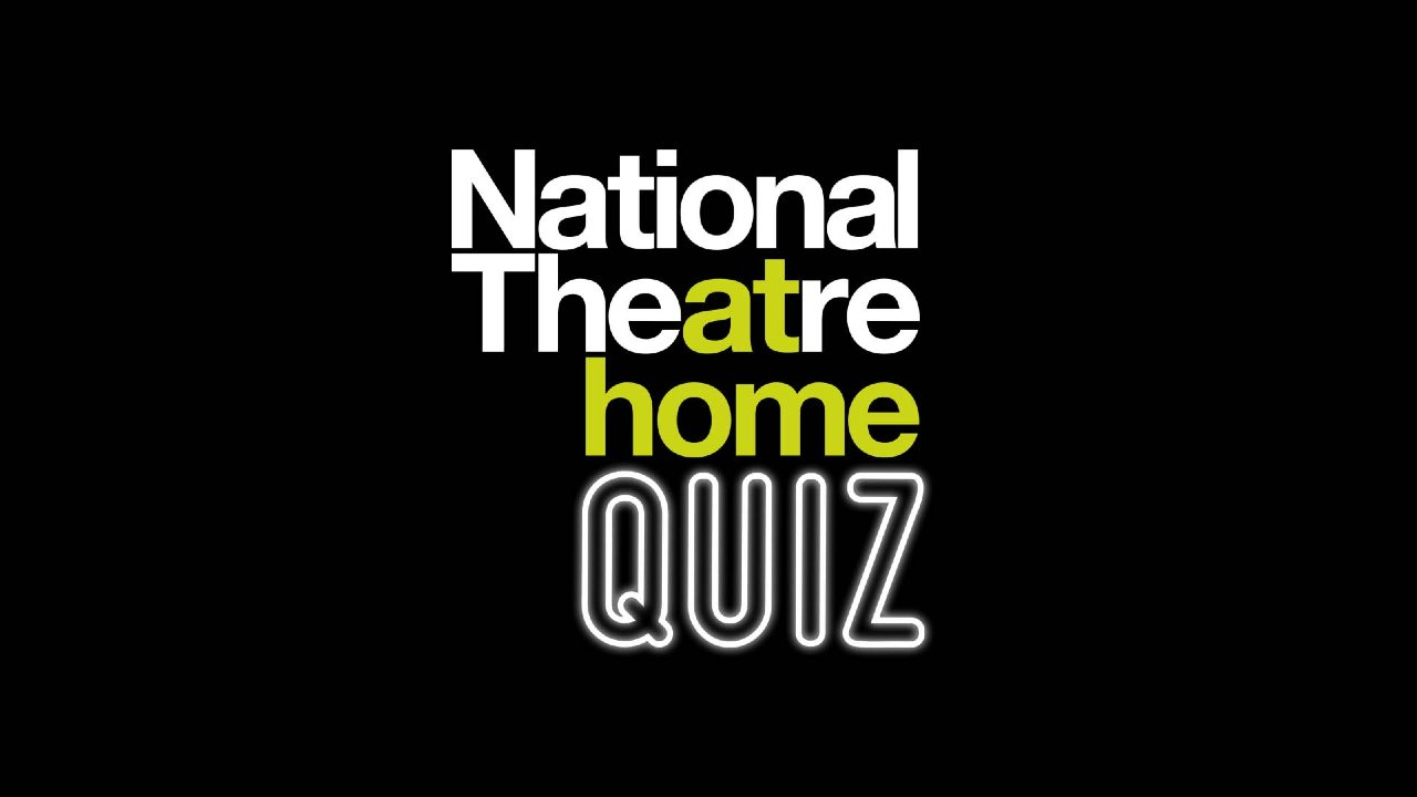 National Theatre at Home Quiz logo