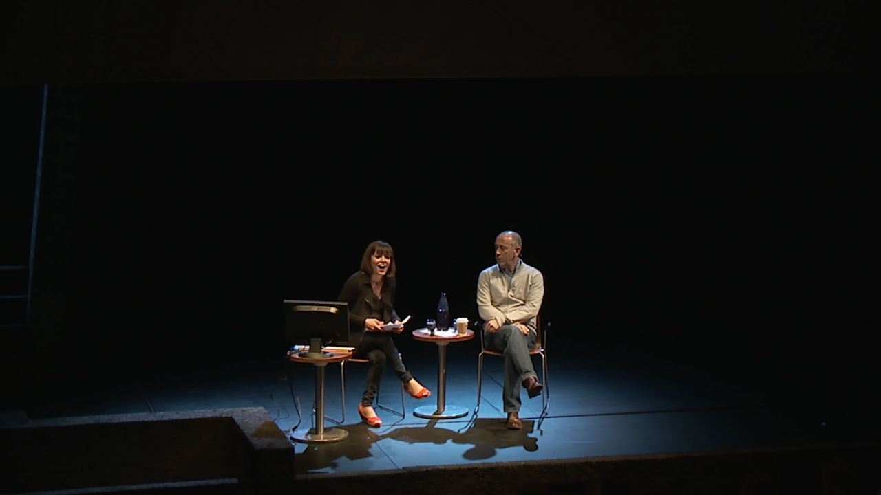 Shakespeare at the NT 21st Century Platform talk with Nicholas Hytner