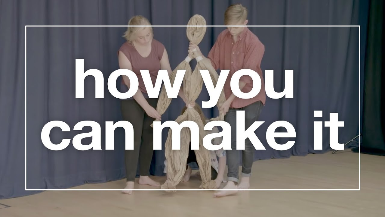 NT How You Can Make It Puppetry