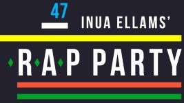 Inua Ellams 47th WRAP party - Rhythm and Poetry