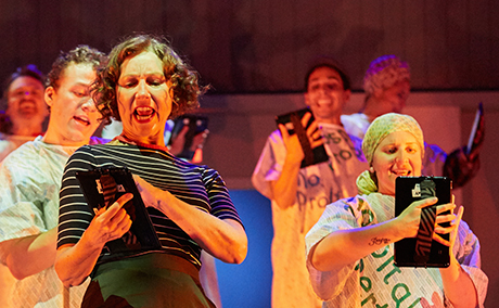 Pacifists Production image Storify
