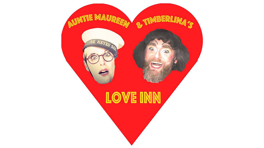 LOVE INN with Auntie Maureen & Timberlina