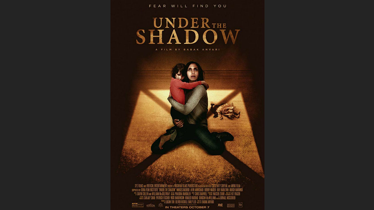 Film poster for Under the Shadow
