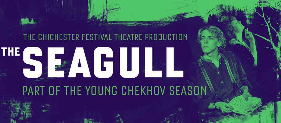 Chichester Festival Theatre production of Young Chekhov: The Seagull