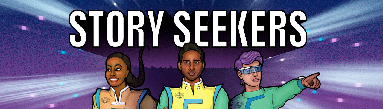 Story Seekers poster image