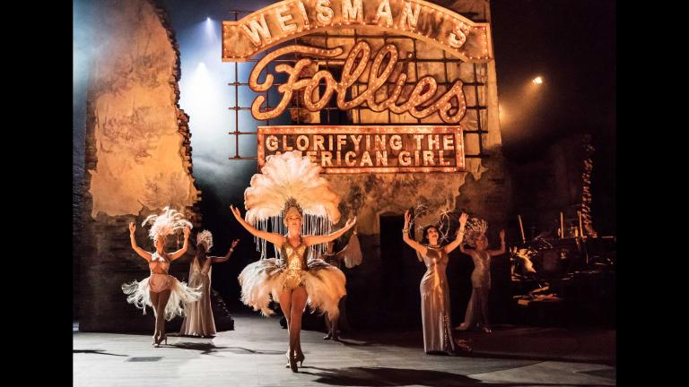 Follies production image 1