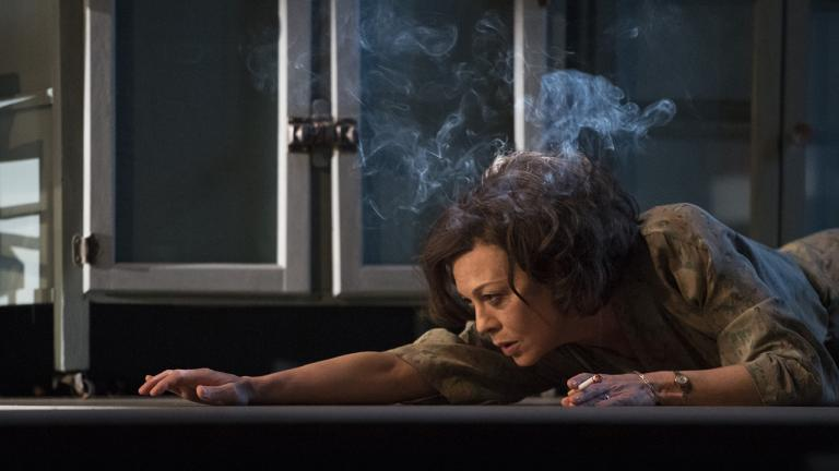 The Deep Blue Sea with Helen McCrory