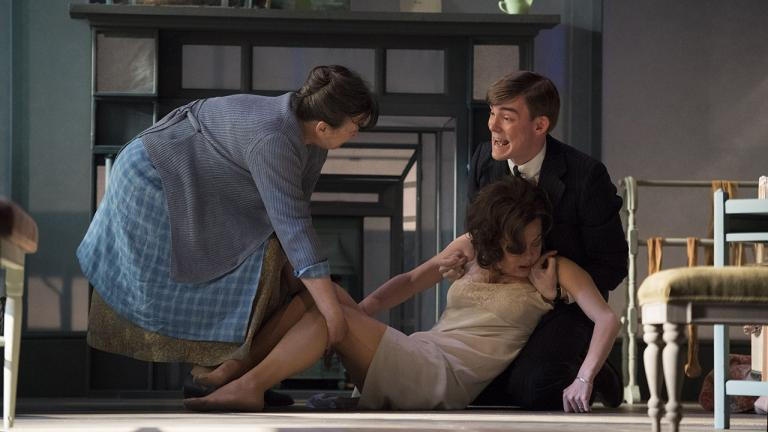 The Deep Blue Sea with Marion Bailey, Helen McCrory and Hubert Burton