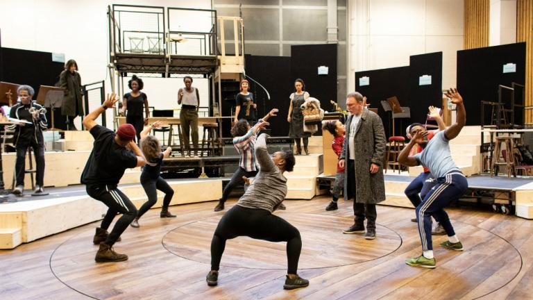 Hadestown | National Theatre