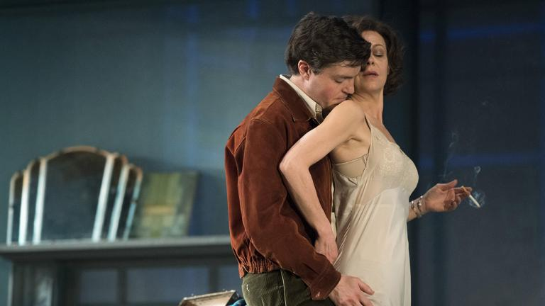 The Deep Blue Sea with Tom Burke and Helen McCrory