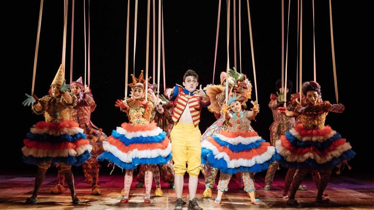 Pinocchio Production Image 7