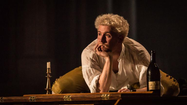 Adam Gillen in Amadeus