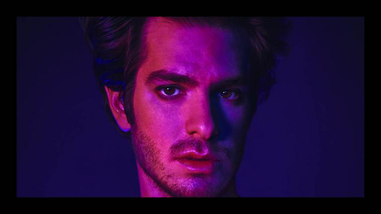 Angels in America Cast portrait, Andrew Garfield