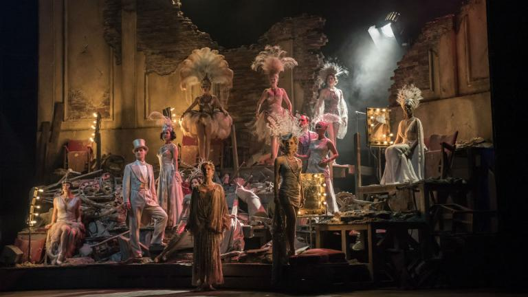 Follies production image
