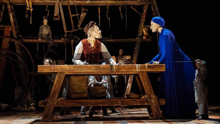 Pinocchio Production Image 14