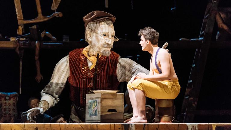 Pinocchio Production Image 9