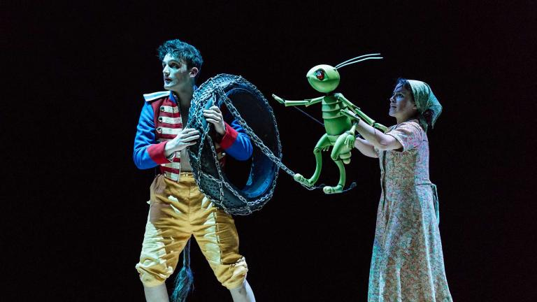 Pinocchio Production Image 18