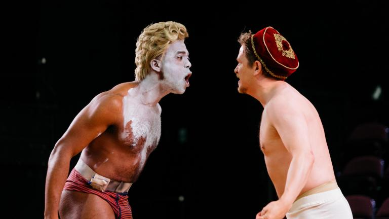 An Octoroon production image 4