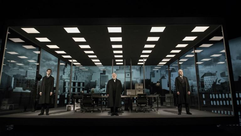 The Lehman Trilogy New York Production company