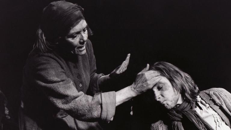 David Hare Mother Courage and her Children: photo by Ivan Kyncl