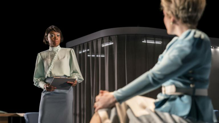 Nadia Williams as Jeanine in Top Girls by Caryl Churchill