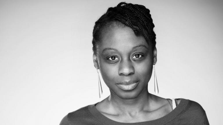 Natasha Gordon, writer of 'Nine Night'