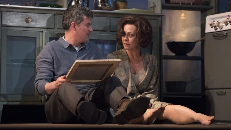 The Deep Blue Sea with Nick Fletcher and Helen McCrory