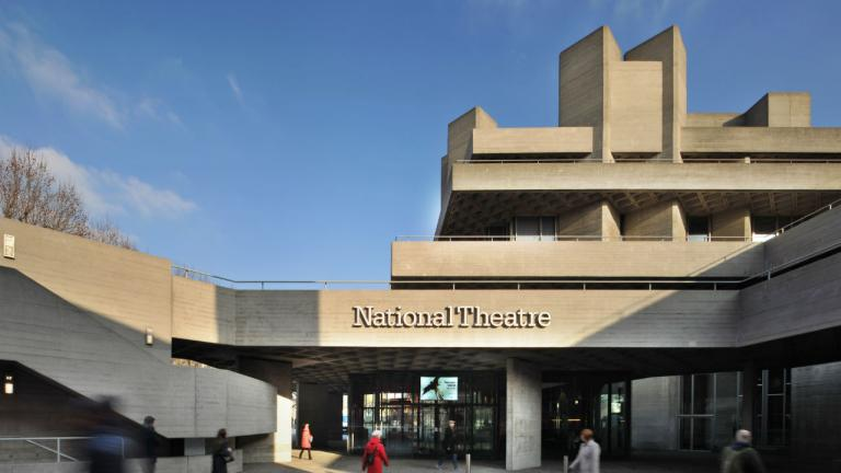 National Theatre entrance