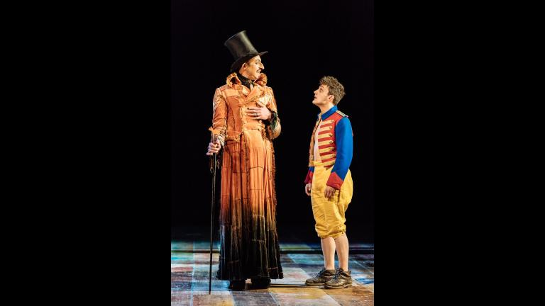 Pinocchio Production Image 11