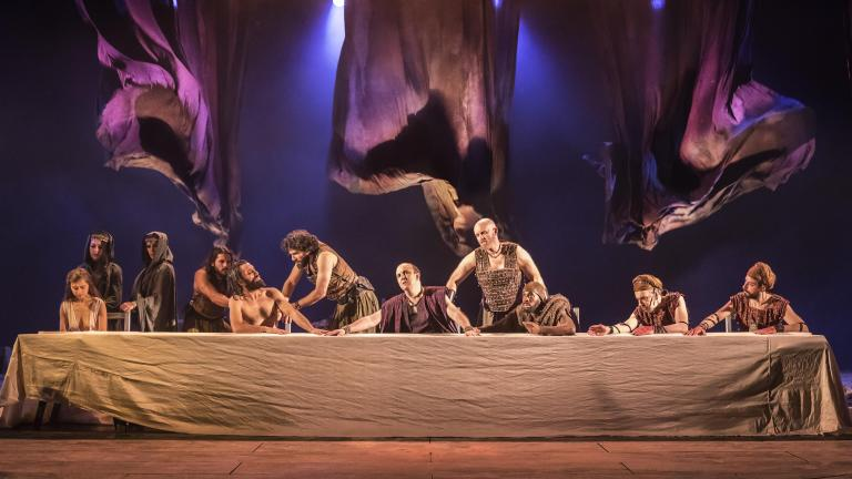 Salome Production Image 1