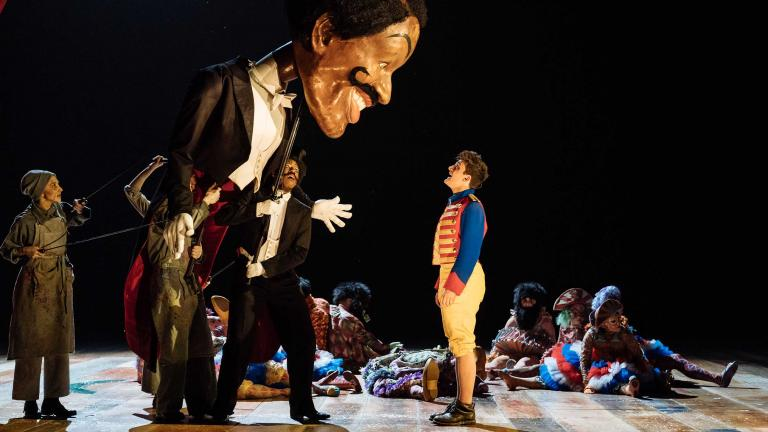 Pinocchio Production Image 17