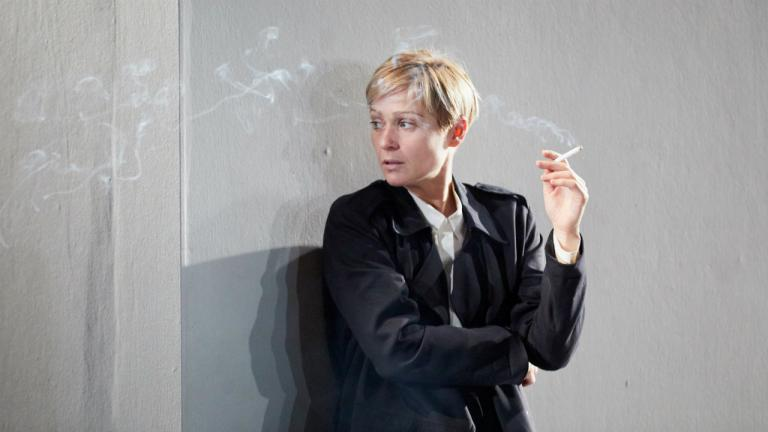 Sian Brooke in Im Not Running by David Hare